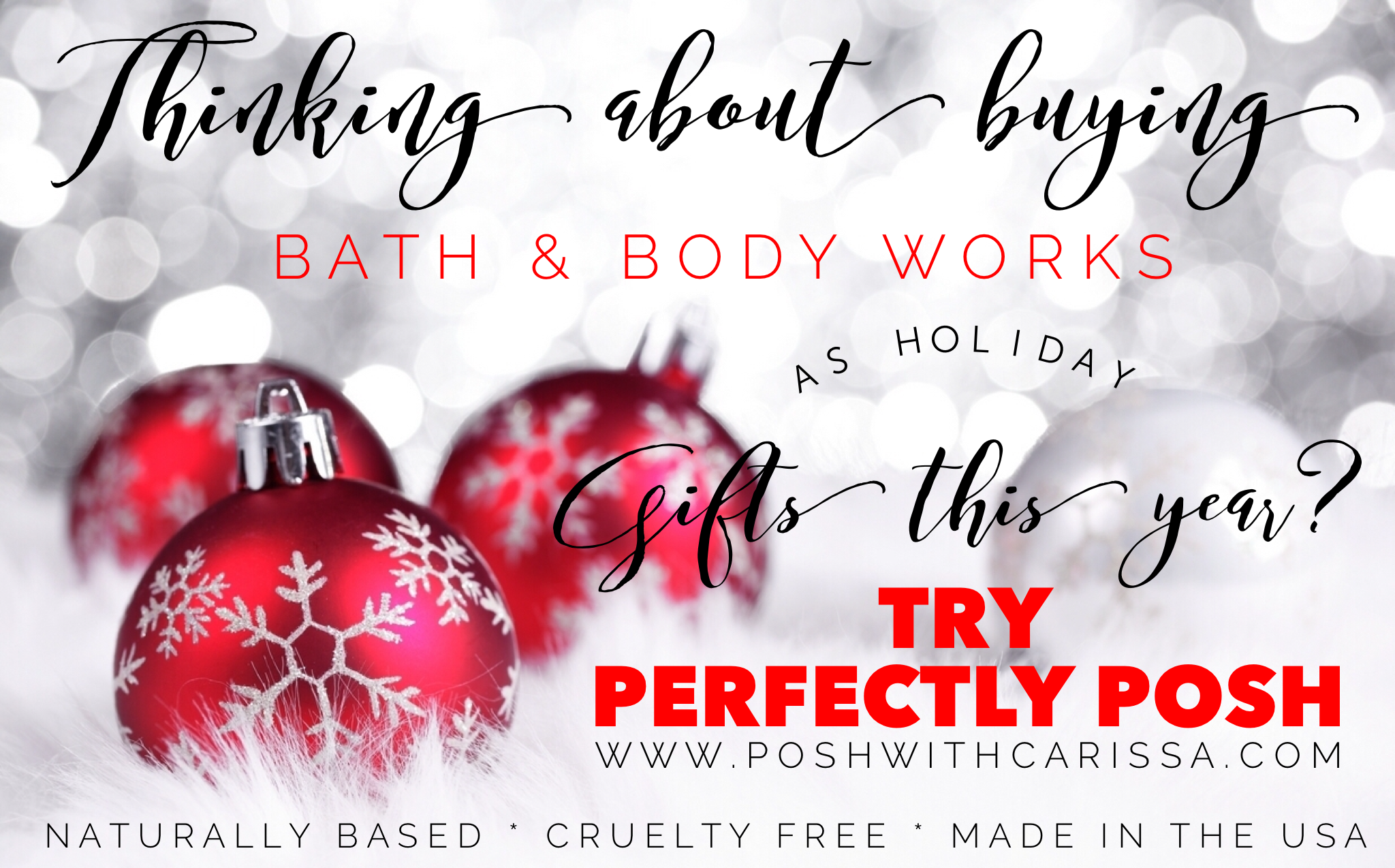 If you normally buy Bath & Body Works, Philosophy, or even those ...