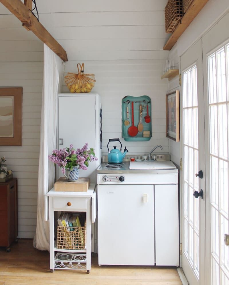 How To Design A Small Space Common Misconceptions One Wall Kitchen Kitchen Design Small Small Space Design