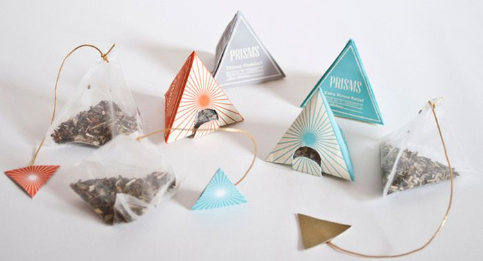20 Lovely Tea Packaging Designs #teapackaging