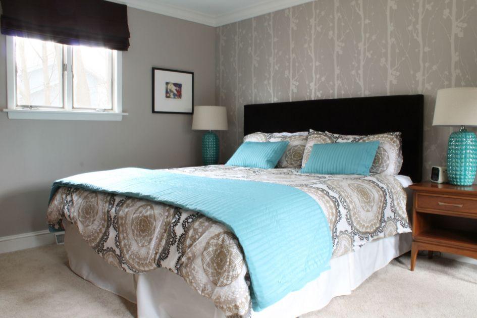 Teal Bedroom Accessories Interior Bedroom Paint
