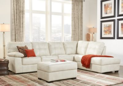 bexley square cream 3 pc sectional living room in 2018 aaa living rh pinterest com