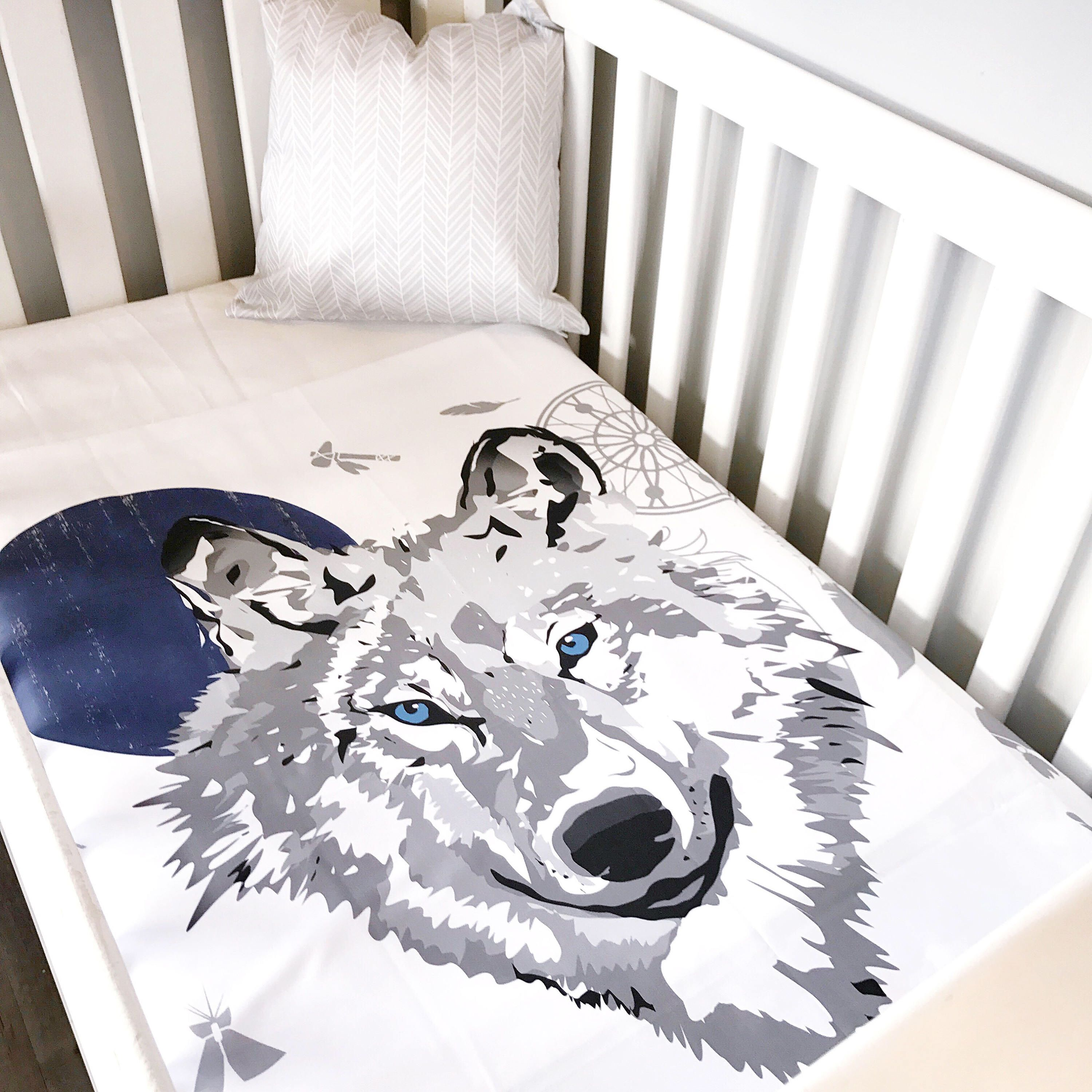 Bettwäsche Wolf Excited To Share The Latest Addition To My Etsy Shop Wolf Tribal