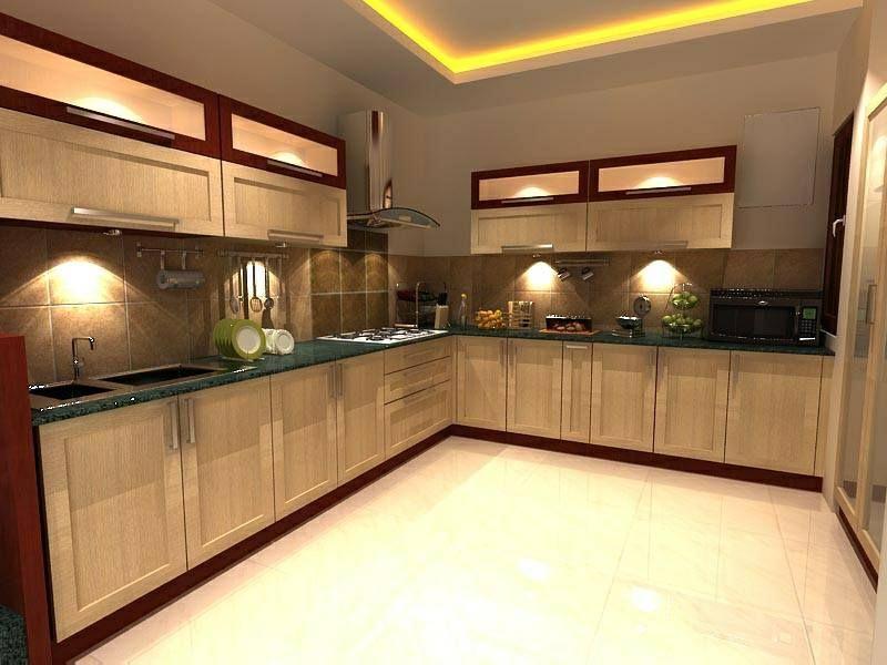Premium Modular Kitchens Interior Design by Sajjad