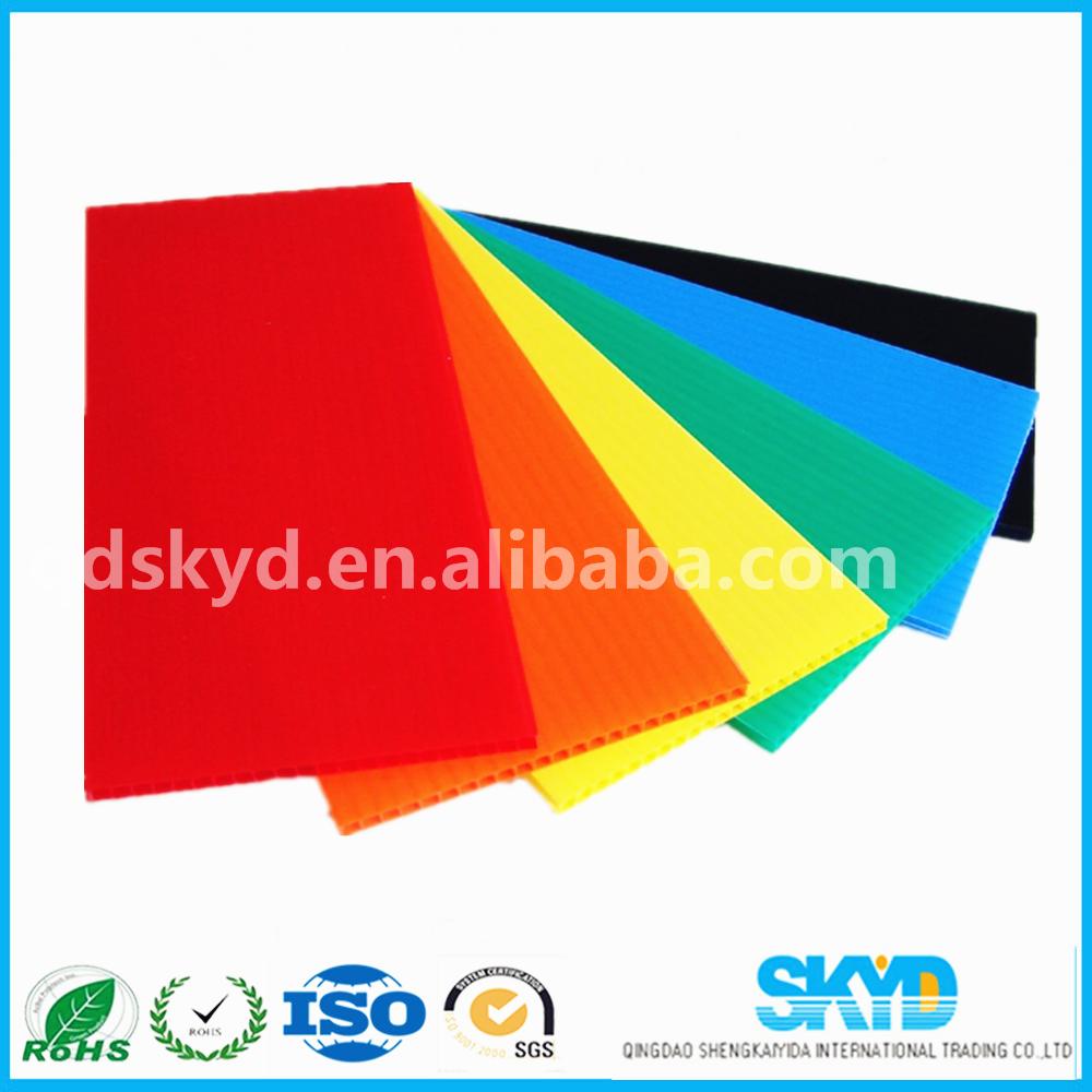 Pp Corrugated Plastic Sheet For Signage Corrugated Plastic Sheets Plastic Sheets Corrugated Plastic