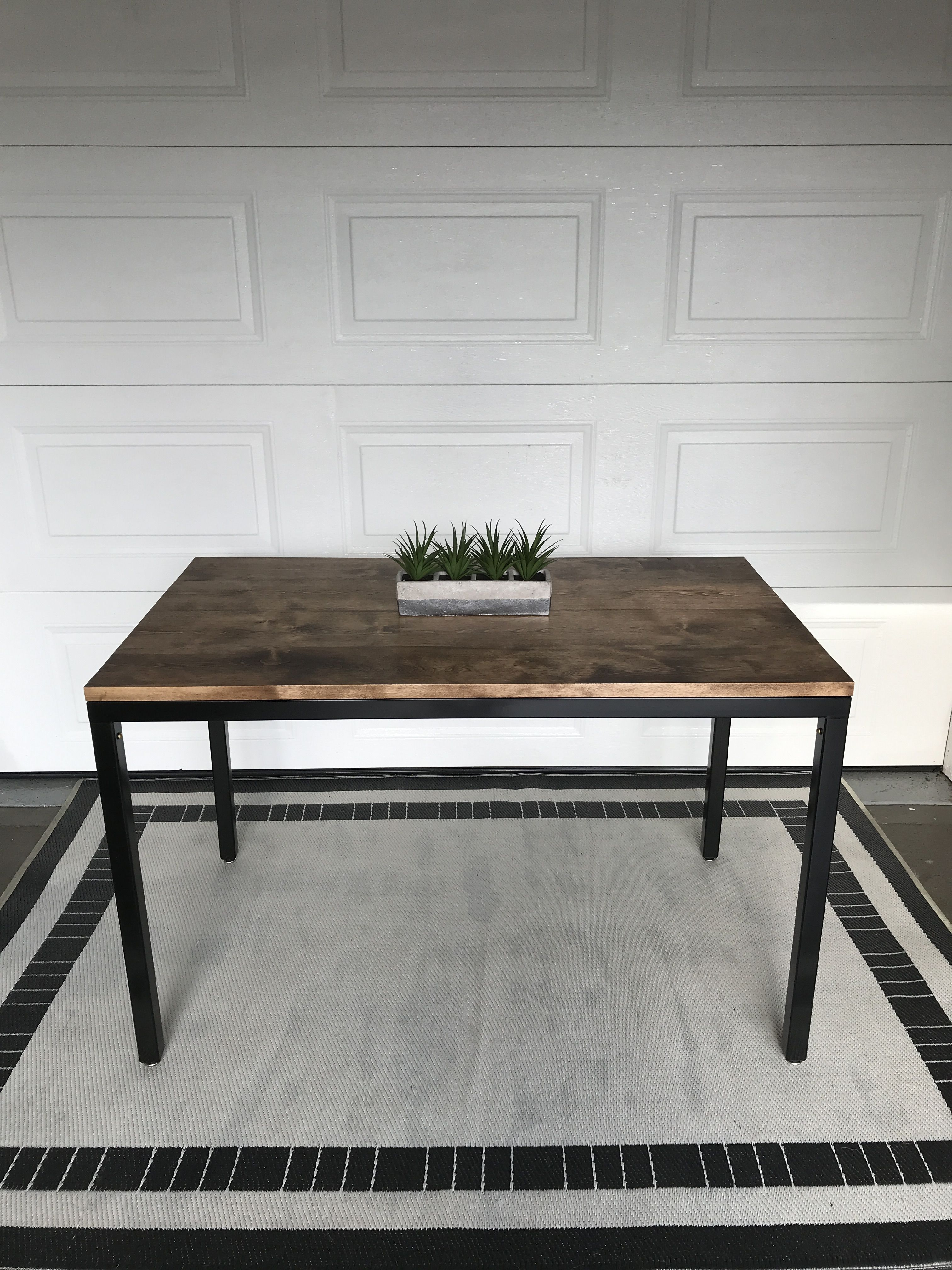 48x28x30 kitchen table by Upscale Union Perfect