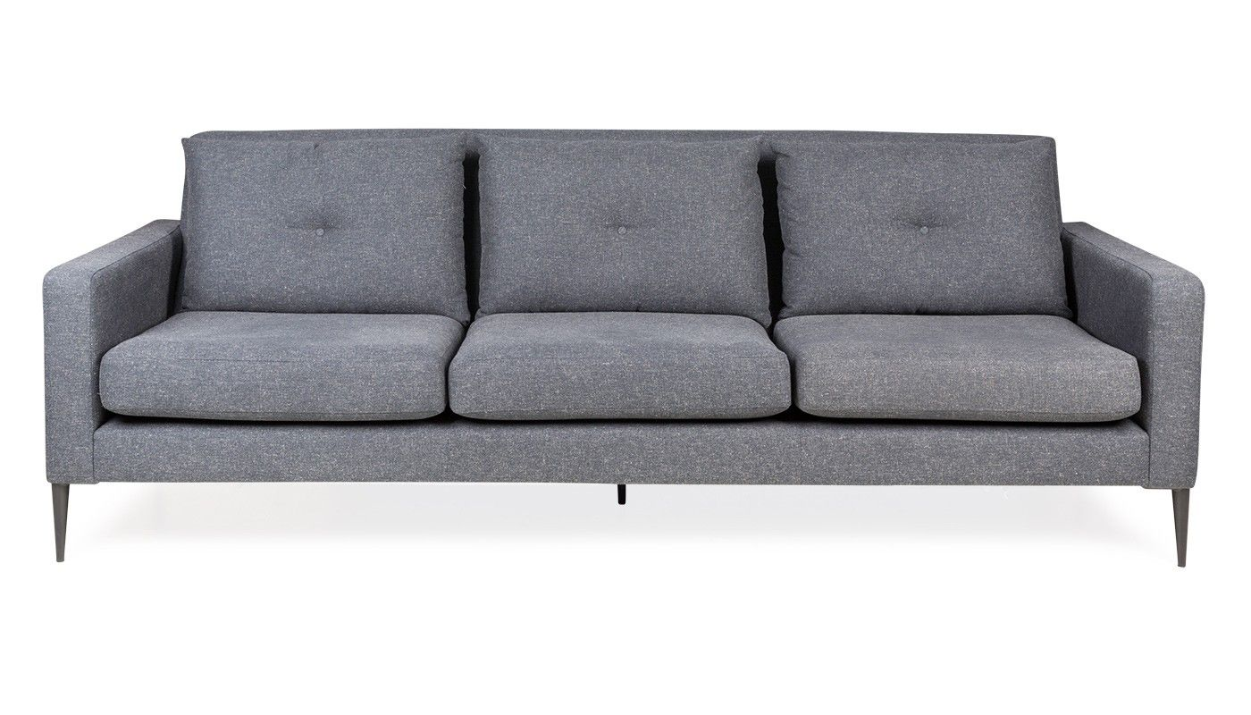 brunel 4 seater sofa murcia grey living room sofa mid century rh pinterest co uk