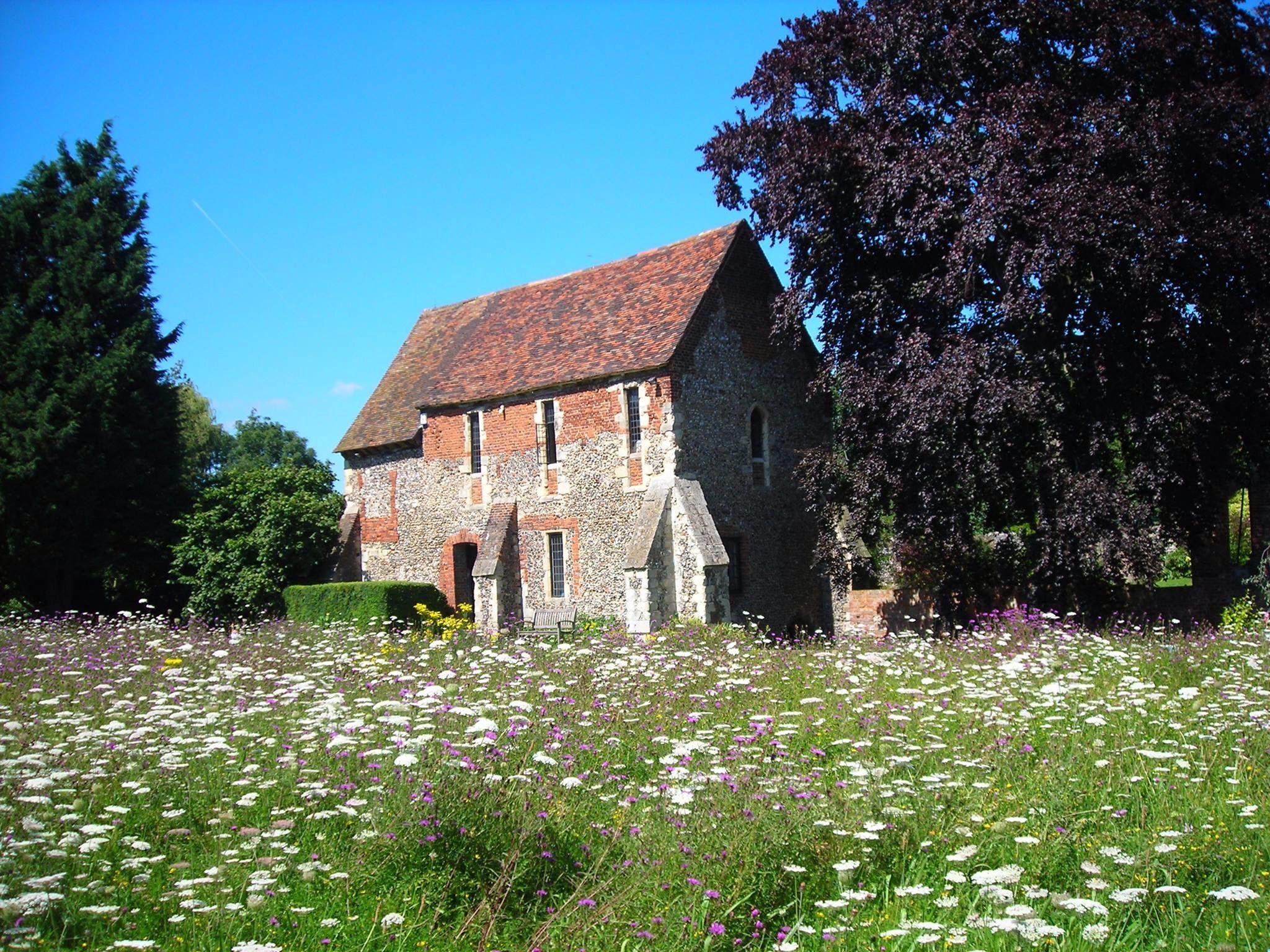 Greyfriars, St Franciscan Gardens, Canterbury | Franciscan ...