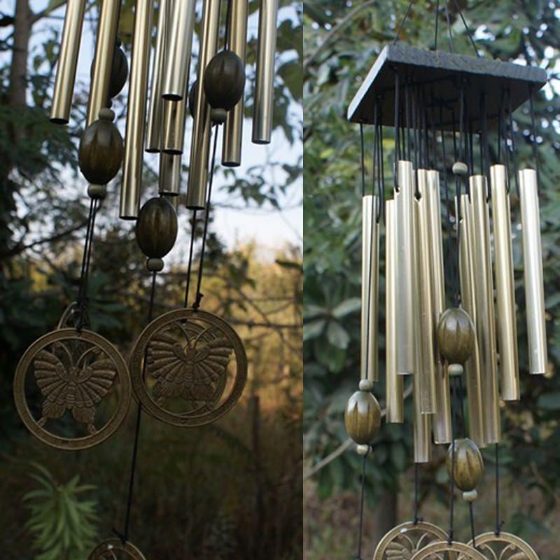 593 GBP Bells Wind Garden 12