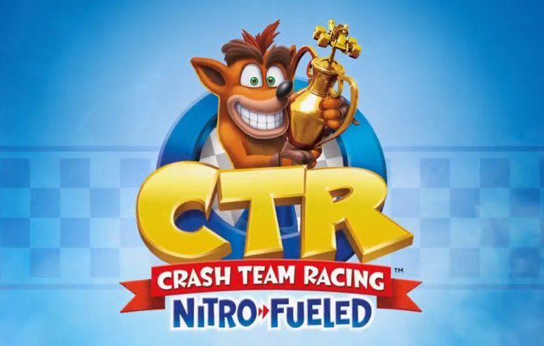 crash team racing nitro fueled speeds onto the switch in june next rh pinterest com