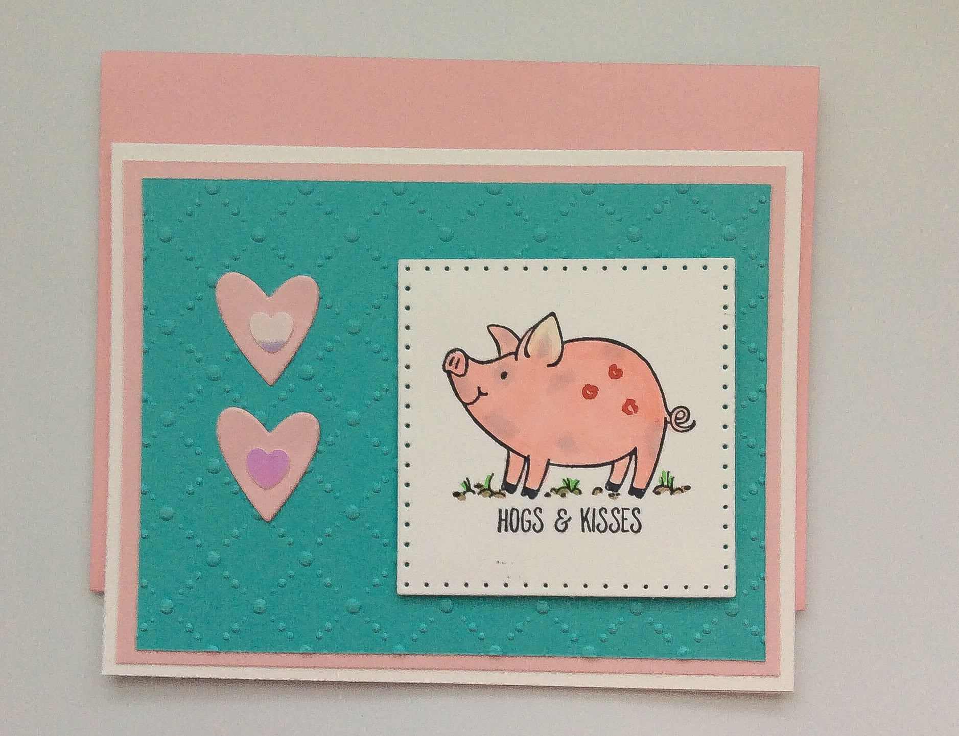 Grand opening sale funny pig greeting card cute pig card grand opening sale funny pig greeting card cute pig card whimsical pig card kristyandbryce Gallery