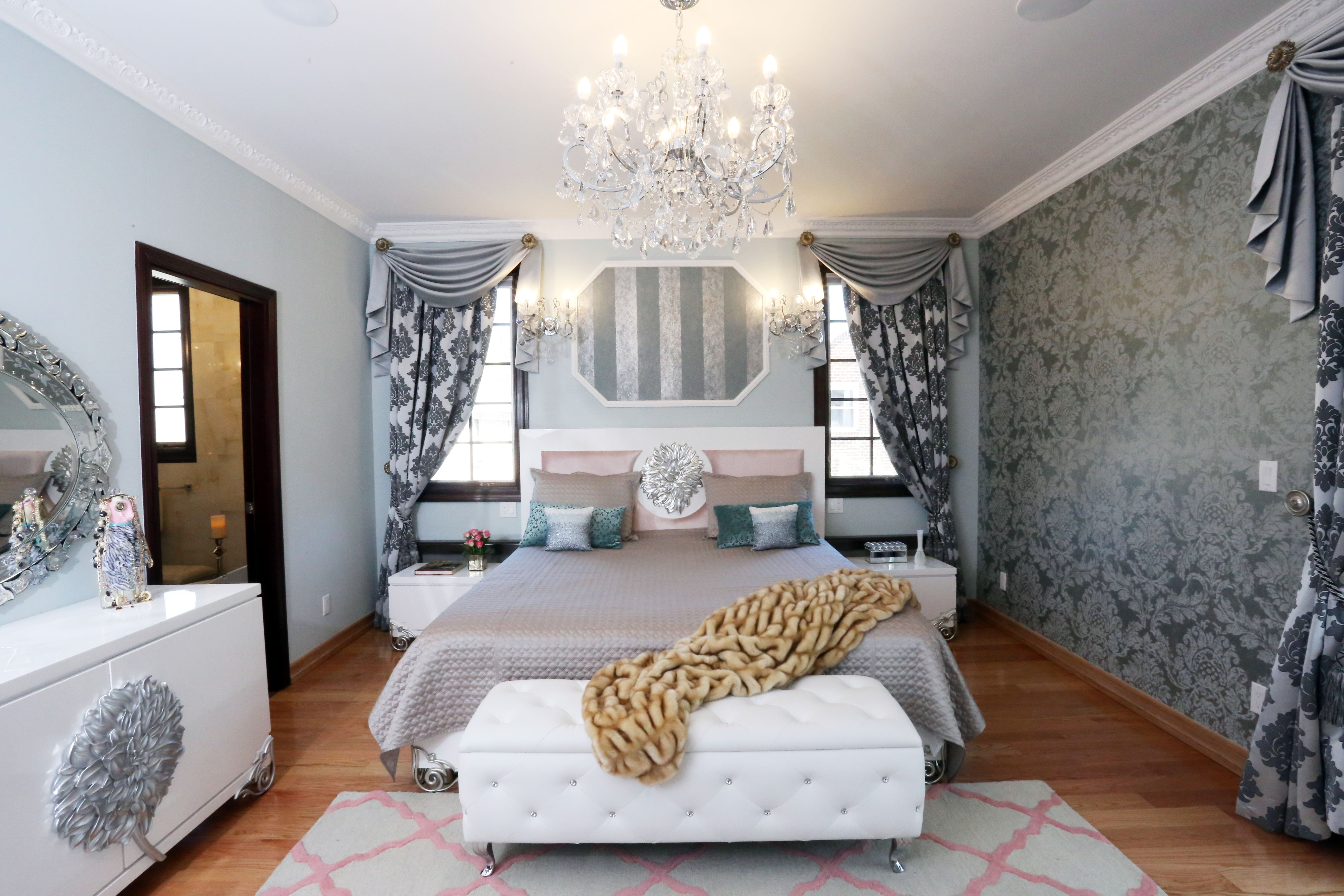 Dream bedroom Pin by Alluring Design on