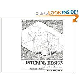 Interior Design Illustrated Francis D K Ching 9780471288688
