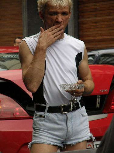 Гей с сигаретой фото 116-248
