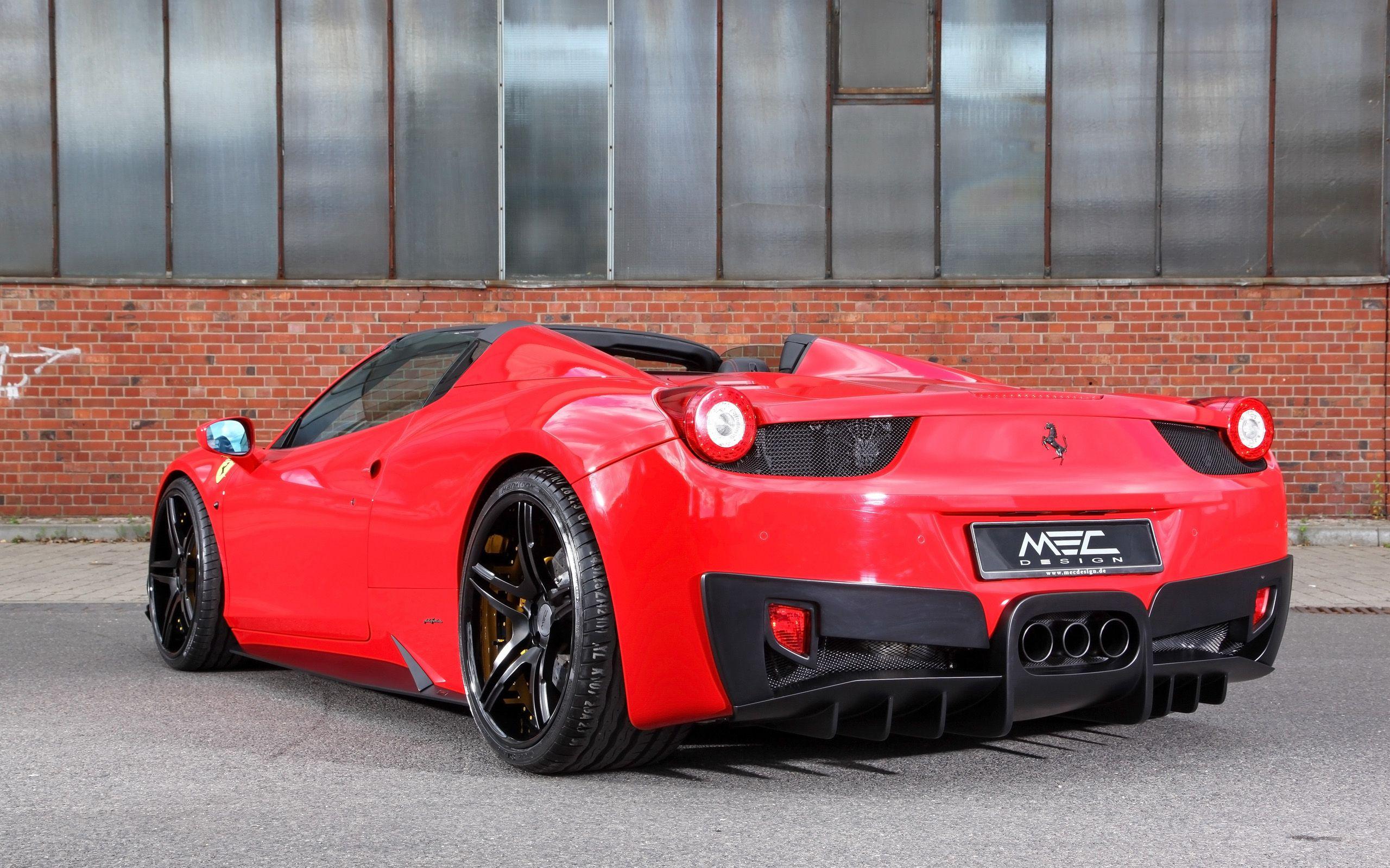 2014 mec design ferrari 458 spider static 11 hankook tire ventus s1 rh pinterest com