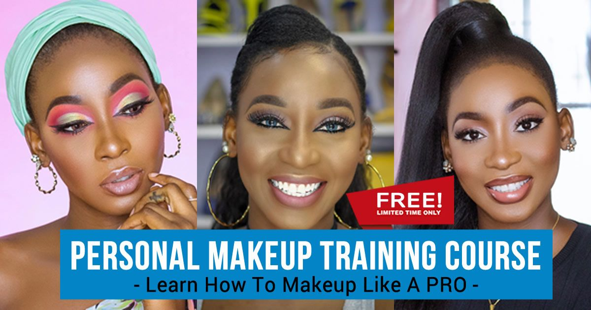 Personal Makeup Training Course Giveaway Makeup training