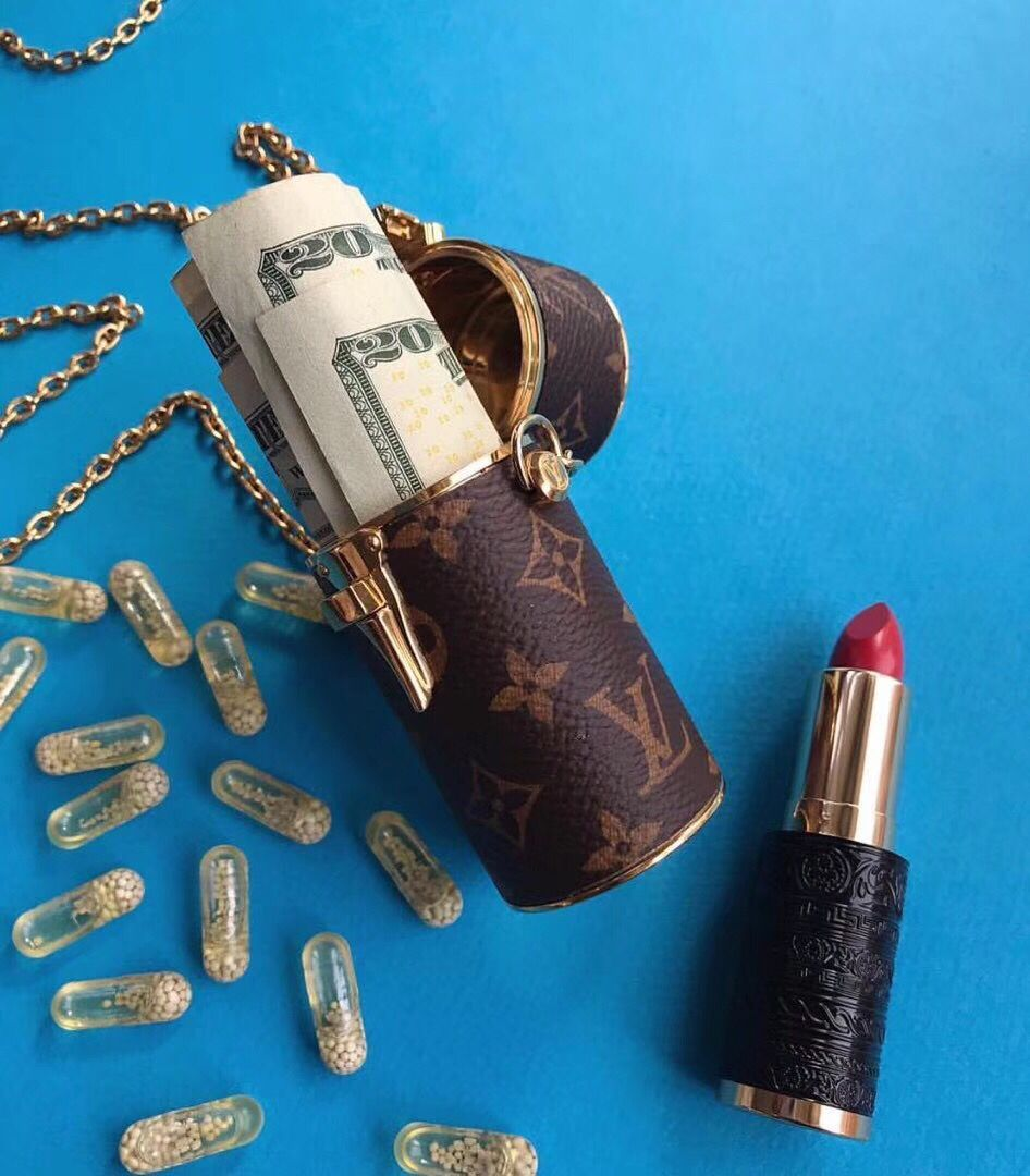 Pin by BagsusGucci on LV Lipstick case, Lipstick, Louis