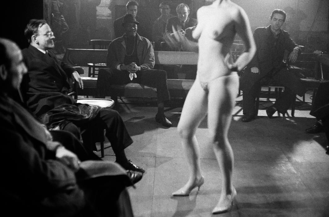 London andrews sex nude