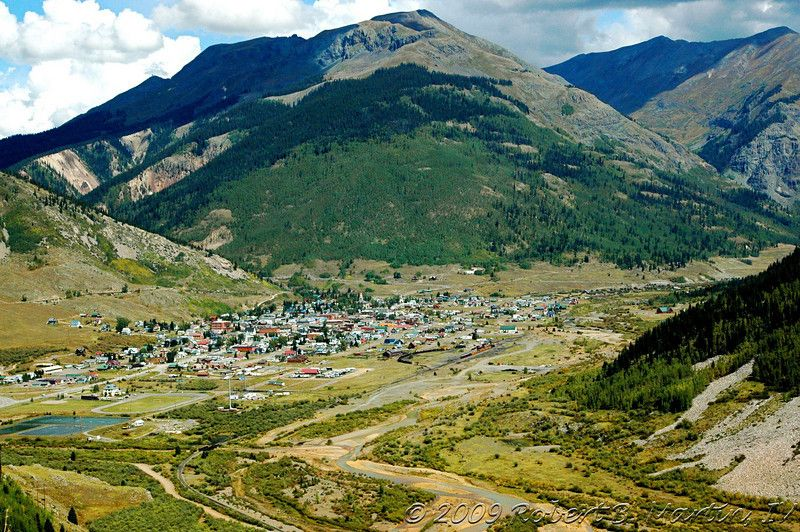 "I was on a business trip that had me driving from Durango to Glenwood Springs. That drive is all mountain. Coming out of a pass after about an hour is Silverton. Damnedest thing you ever saw. A little town in the middle of nowhere nestled right in the valley. Definitely an ""uhh, what?"" moment in my travels."