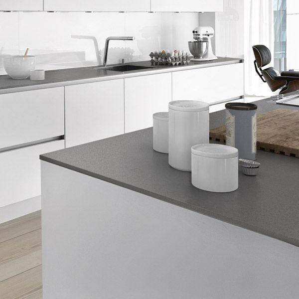 Werkblad staal SteelArt-Arbeitsplatte BLANCO DURINOX, Edelstahl - küchenarbeitsplatten online kaufen