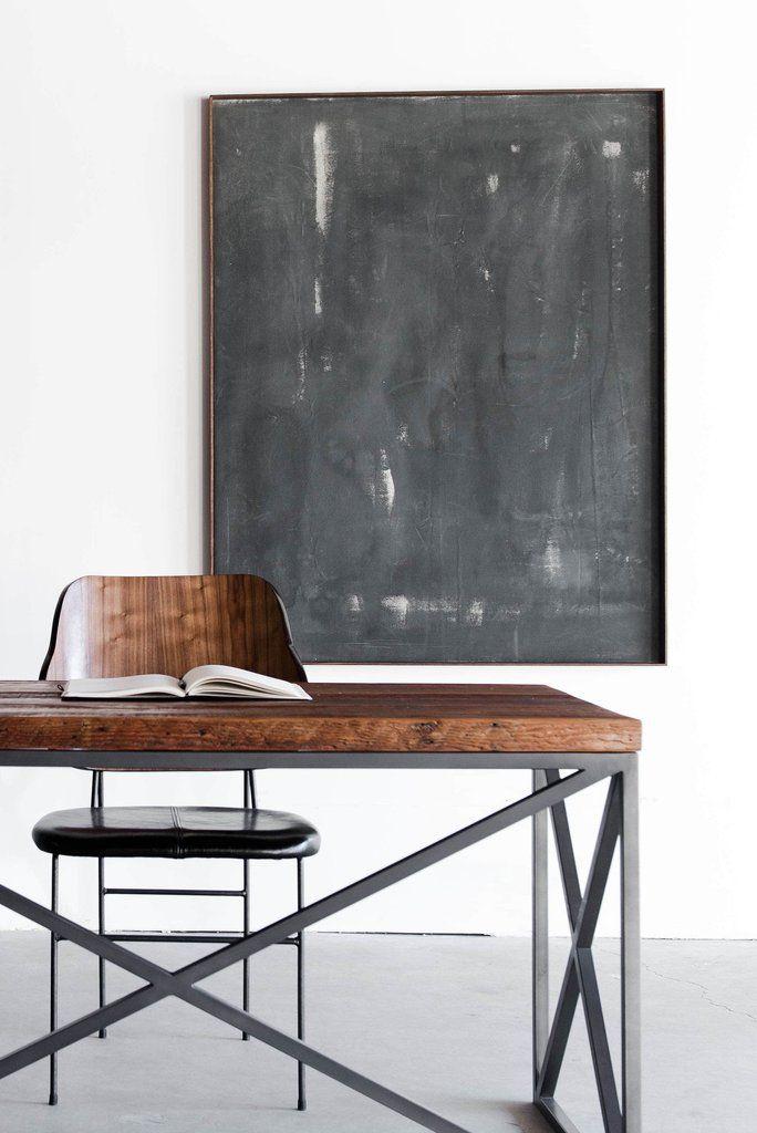 railcar desk in 2019 home office reclaimed wood desk wood rh pinterest co uk