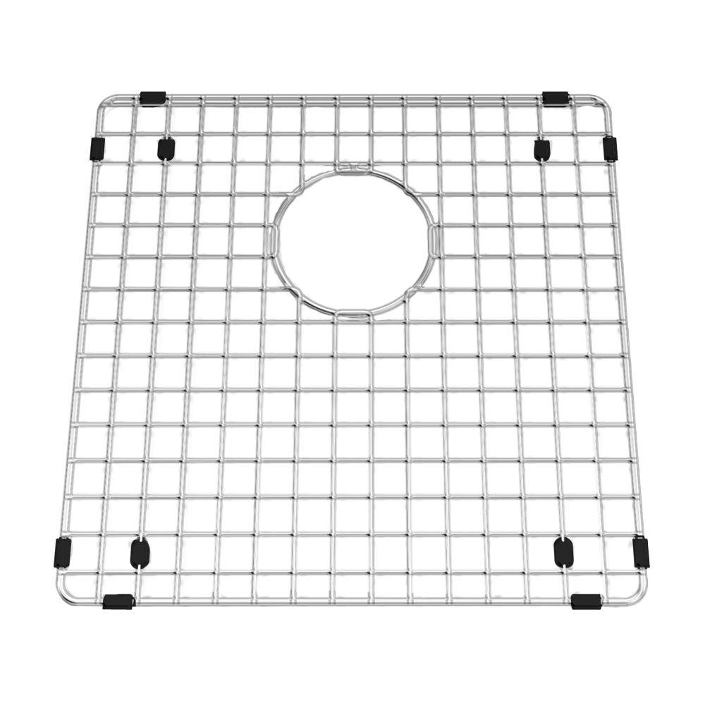 American Standard Prevoir 15 In Square Kitchen Sink Grid In