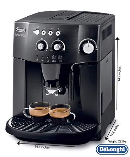 Espresso Coffee Machine With An Adjustable Grinder Milk Frother Sale Espresso Machines Shop Buymorecoffee Com Coffee Maker Machine Espresso Coffee Machine Coffee Machine Espresso machine with milk frother