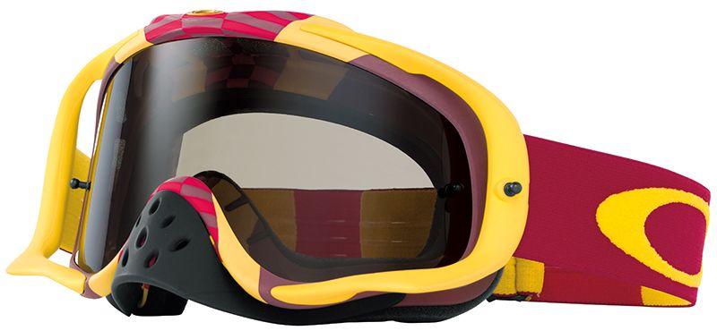 808da121529 Oakley - 2014 Crowbar MX Flight Series Renegades Goggle