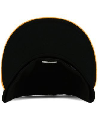 a40341f439f New Era West Virginia Black Bears Ac 59FIFTY Fitted Cap - Black Yellow 7 1 8