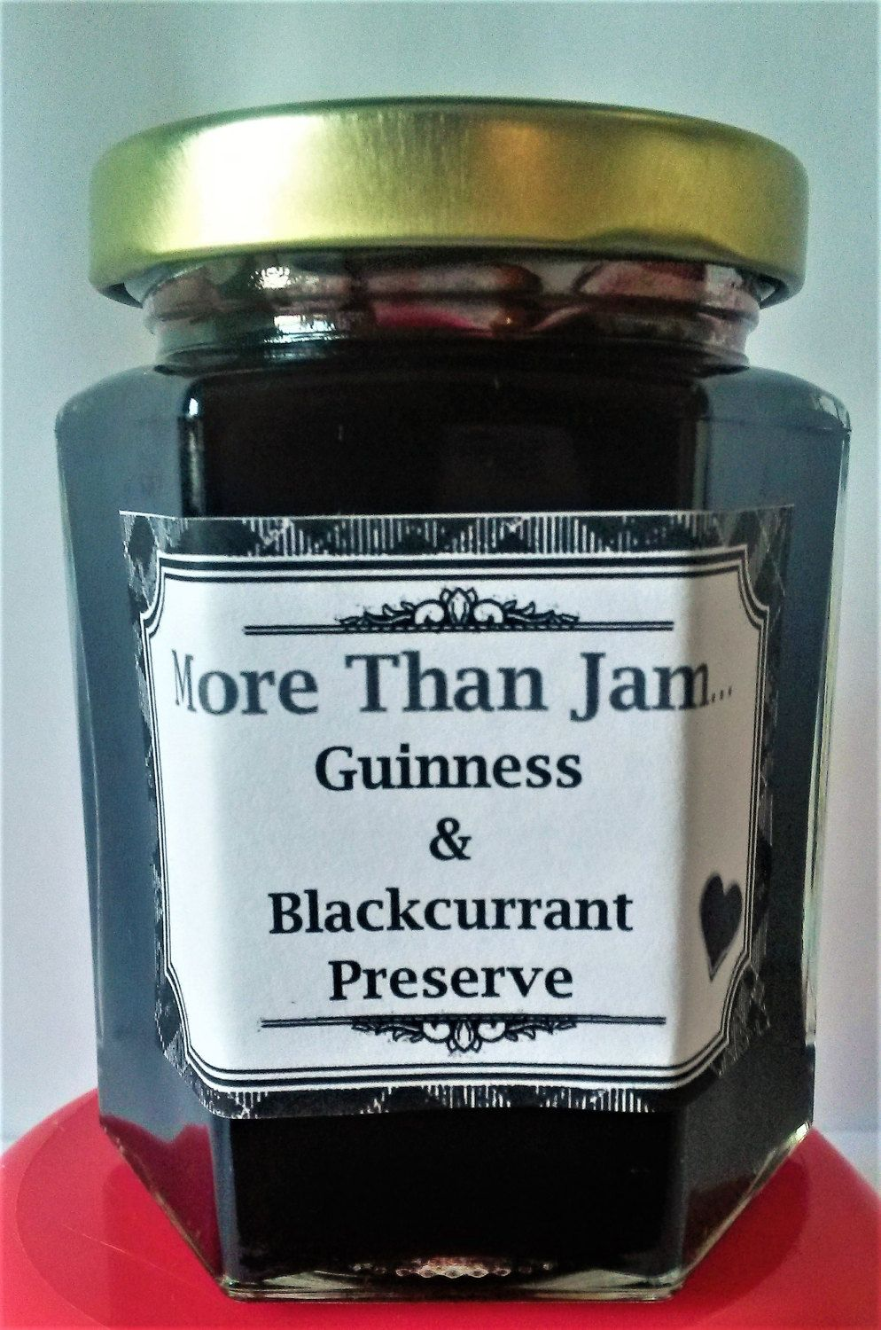 Artisan guinness blackcurrant preserve gifts for dad
