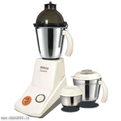 Inalsa COSMIC 750W Mixer Grinder