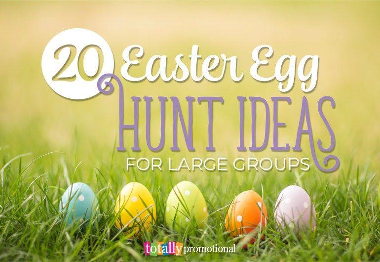 20 Easter Egg Hunt Ideas For Large Groups Totally Inspired Easter Egg Hunt Easter Egg Activities Egg Hunt