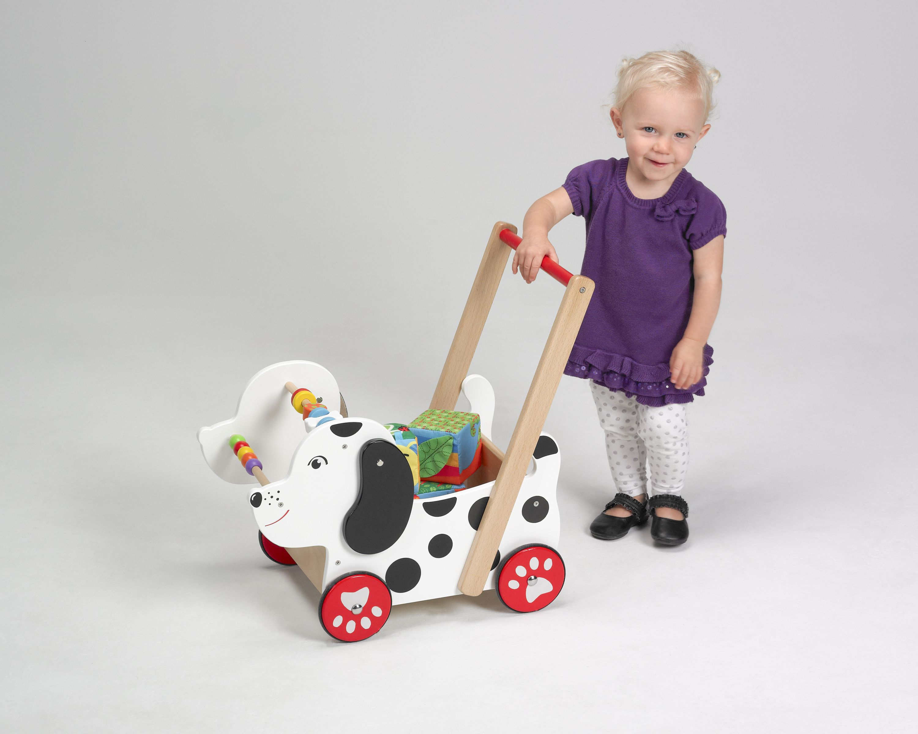 """The Original Toy Company """"NEW"""" Baby Walker woodentoys"""