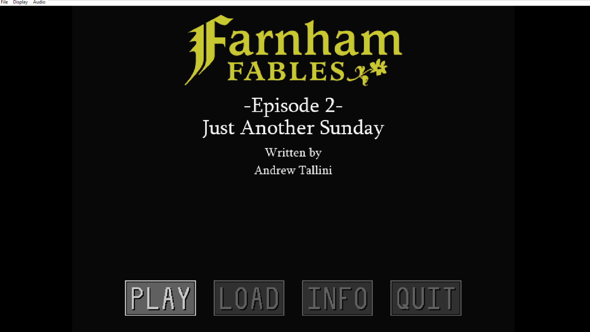 Farnham Fables Episode 2 Review - How to Get On a List - http://techraptor.net/content/farnham-fables-episode-2-review | Gaming, Reviews