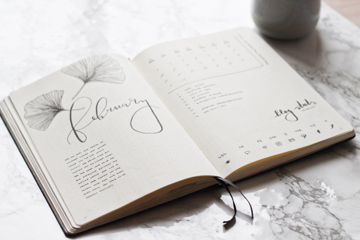 Bullet Journal Guide: Wie startet man ein Bullet Journal?