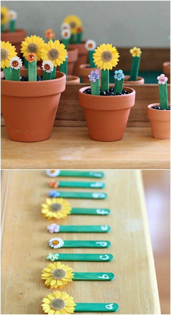 Photo of 50 Fun Popsicle Crafts sollten Sie mit Ihren Kindern diesen Sommer machen
