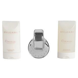 4a638c244c7b5 Bvlgari Omnia Crystalline EDT 40 ml + Body Lotion 75 ml + Shower Gel 75 ml