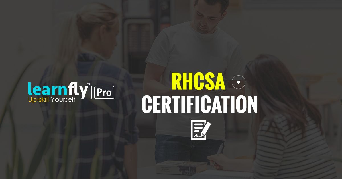 Rhcsacertification This Certification Aims To Expertise The