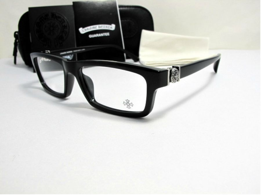 glasses for sale online  Chrome Hearts Black Beef Tomato-A Eyeglasses On Sale