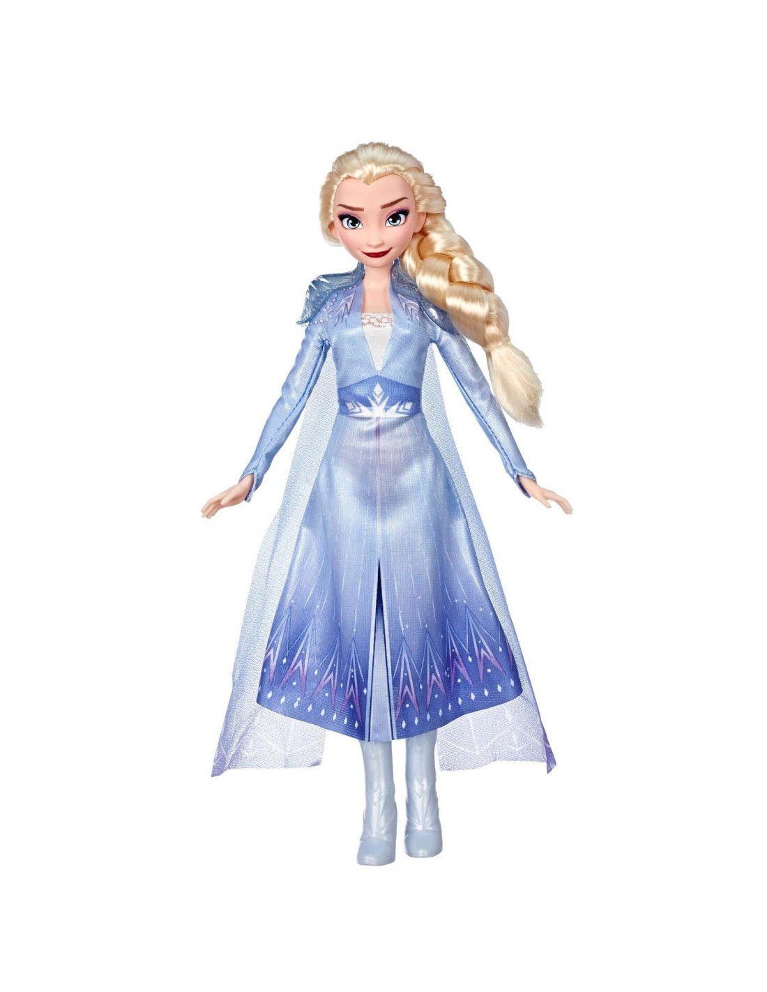elsa frost docka