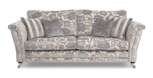 hogarth floral 4 seater sofa hogarth floral dfs sofas for cheri rh pinterest com