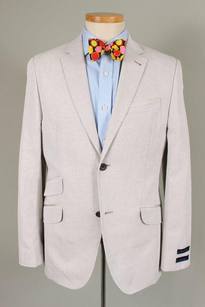 Men's Black Linen Blazer Men's 60's Black Linen Blazer 60's Linen Suit Jacket Neiman Marcus JymWPlItNZ