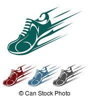 Bing Free Clip Art Running Shoes Running