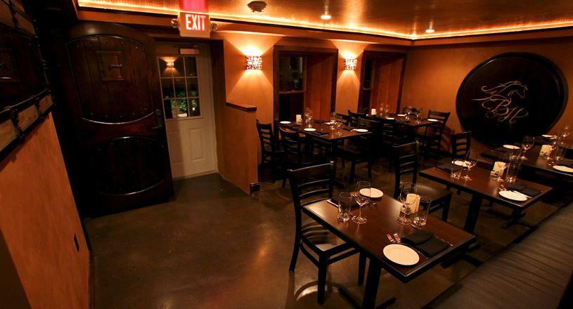 Blind Horse Restaurant & Winery in Kohler Wisconsin www