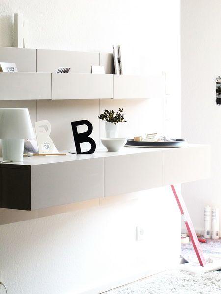 IKEA - Malm -Nachtschränke als Flurmöbel | Make it | Pinterest ...