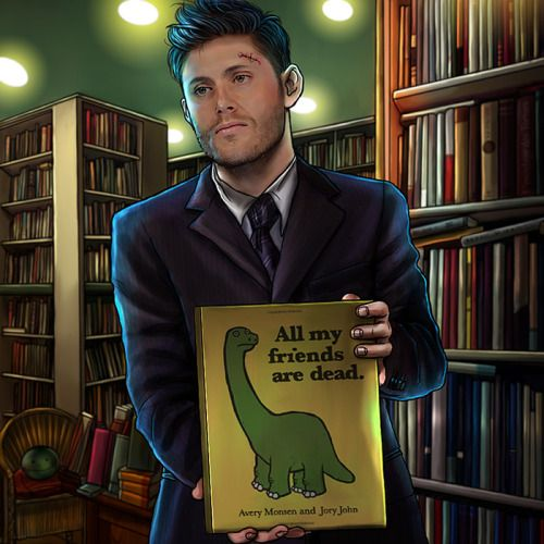 The Life Of Dean Winchester Speaking Of Friends Sam Suggested We