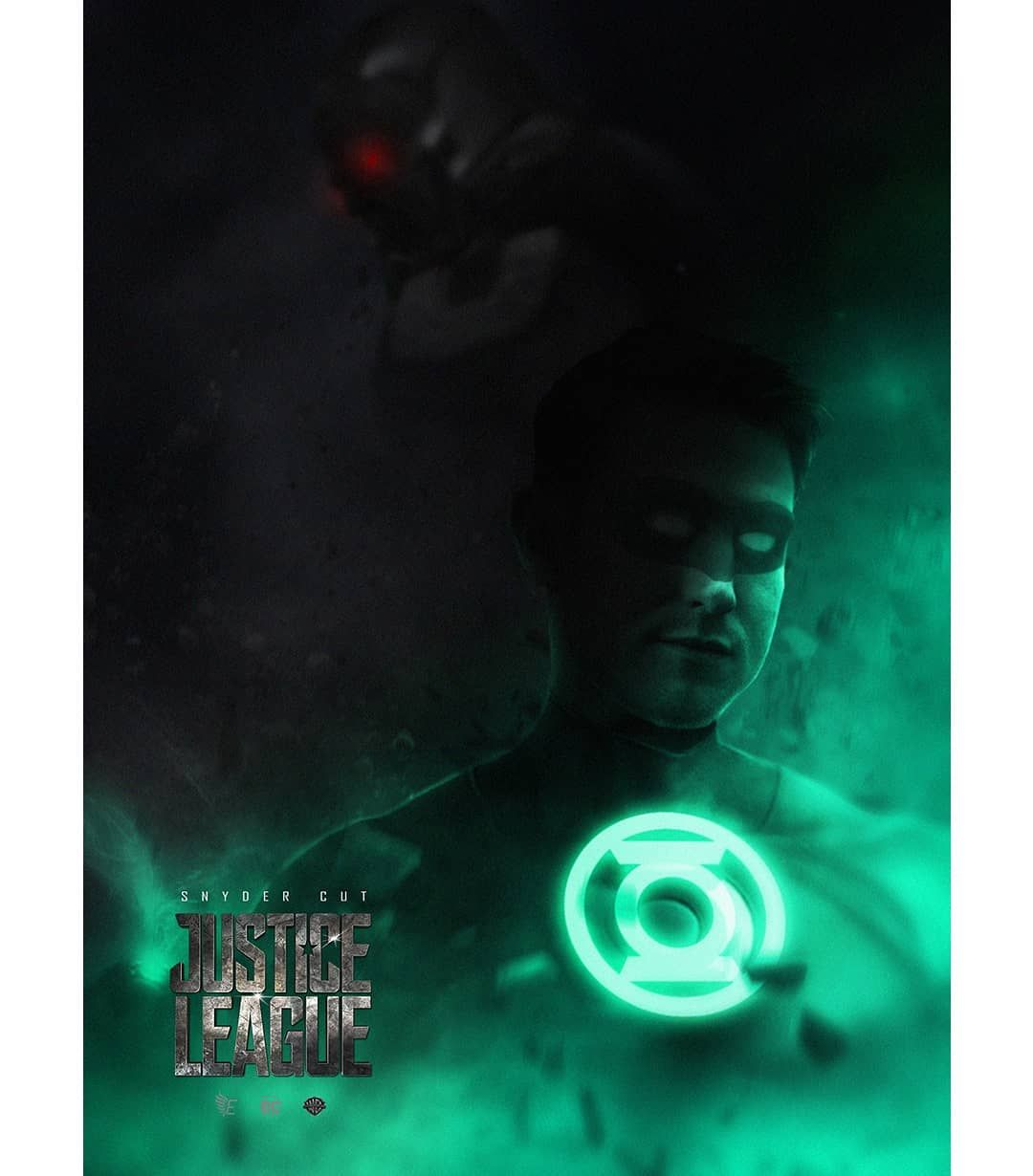 The last one of the JL Series (7) Green Lantern. @sambenjaminnow as Green Lantern. I guess he was t