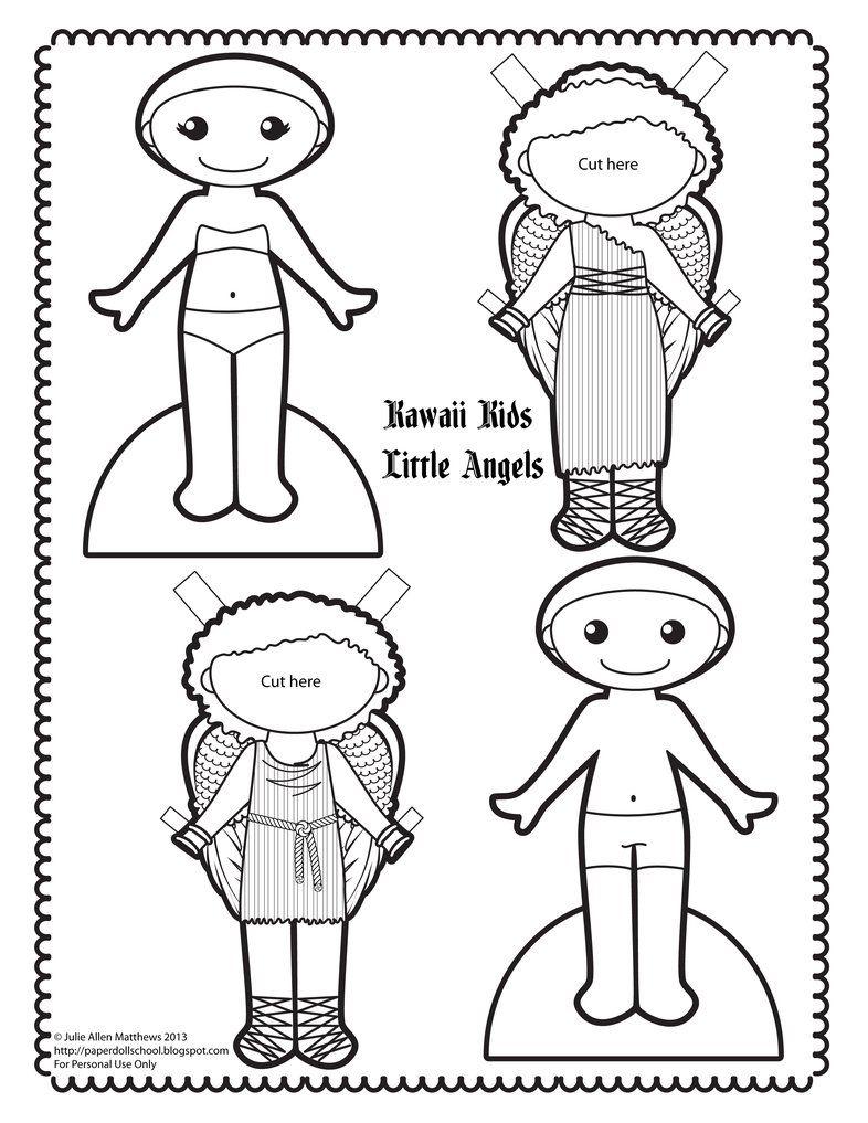 Kawaii Kids - Angels by juliematthews on DeviantArt