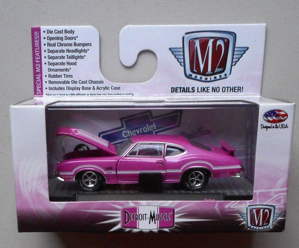 pink 1970 oldsmobile cutlass 442 w30 m2 machines detroit muscle rh pinterest com
