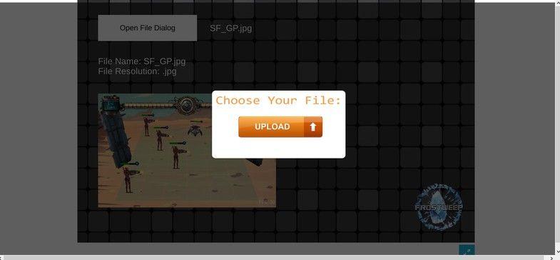 WebGL Native File Browser #sponsored#Tools File#Native#WebGL#Browser