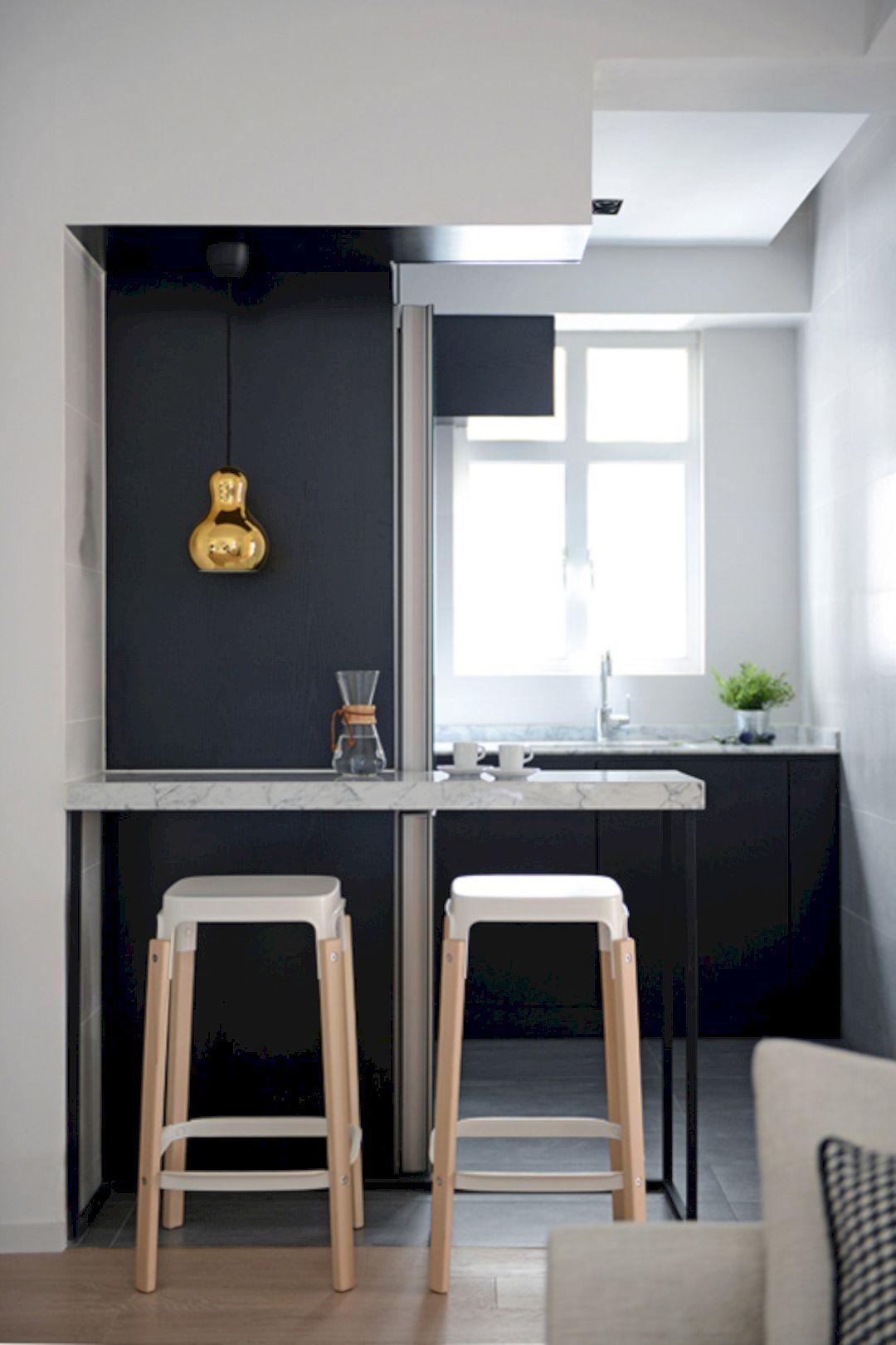 146 Amazing Small Kitchen Ideas that Perfect